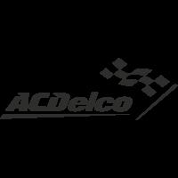 Sticker Acdelco Drapeau