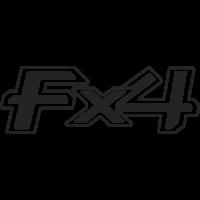 Sticker FORD FX4