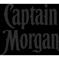 Sticker Captain Morgan 2