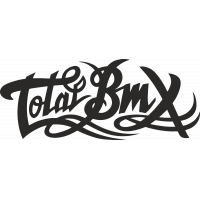Sticker Totale Bmx