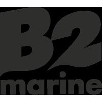 Sticker B2 Marine