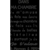 Sticker Les Règles Enfant