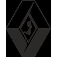 Sticker Sexy Logo Renault