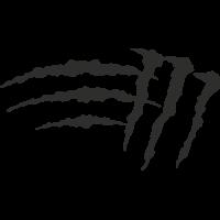 Sticker Monster Griffe