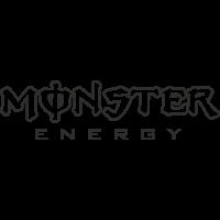 Sticker Monster Energy 1