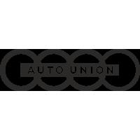 Sticker Logo Audi 1949