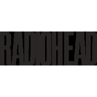 Sticker RadioHead 2