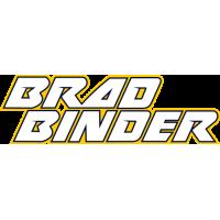 Sticker Brad Binder 33 (2)