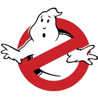 Sticker Ghost Busters