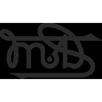 Sticker MOTO MAGNAT DEBON Logo