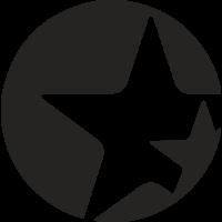 Sticker MOTO MASH Logo Étoile