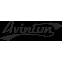 Sticker MOTO AVINTON Logo