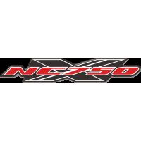 Sticker HONDA NC 750 X (2)