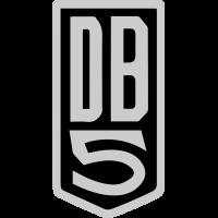 Sticker ASTON MARTIN DB5