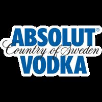 Autocollant Absolut Vodka