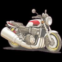Autocollant 1716-Honda-CB1300