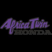 Autocollant Honda Moto Africa Twins