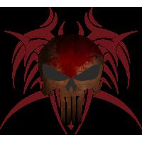 Sticker Punisher 6