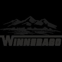 Sticker WINNEBAGO Montagne