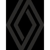 Sticker logo Renault 2022