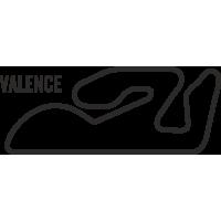 Sticker Circuit Valence