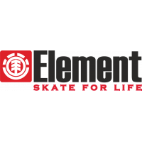 Autocollant Element Skate For Life