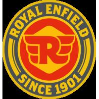 Sticker MOTO ROYAL ENFIELD Logo