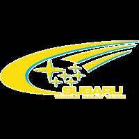 Autocollant Subaru World Rally Team