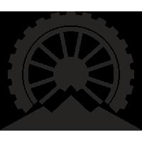 Sticker Vélo 12