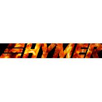 Sticker HYMER Fire