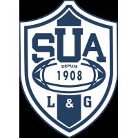 Sticker Rugby SUA Sporting Union Agen Lot-et-Garonne 4