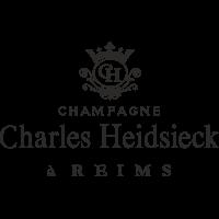 Sticker Champagne Charles Heidsieck