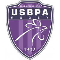 Sticker Rugby Bourg-en-bresse