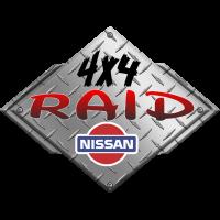 Raid 4x4 nissan