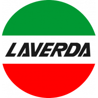 Sticker MOTO LAVERDA Logo