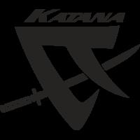 Sticker MOTO SUZUKI KATANA Verso