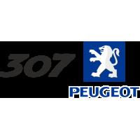 Peugeot Logo 307 Gauche