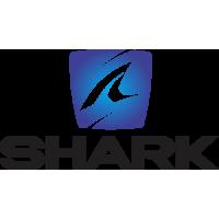 Sticker SHARK HELMET