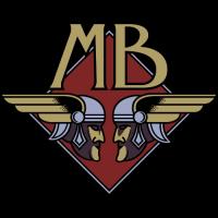 Sticker MOTO MOTOBÉCANE Logo