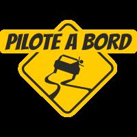 Pilote à bord