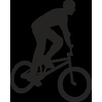 Sticker BMX 2