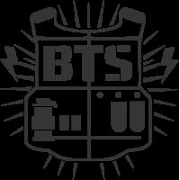 Sticker BTS 4