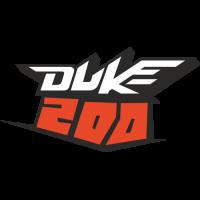 Sticker KTM 200 DUKE