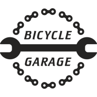 Sticker Bicycle Garage 2