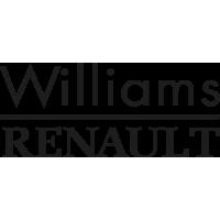 Sticker Williams Renault