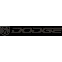 Sticker DODGE logo