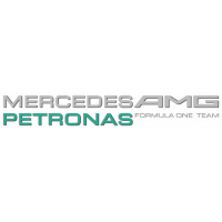 Sticker Mercedes petronas amg