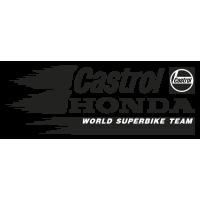 Sticker HONDA_CASTROL_DROITE
