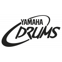 Sticker YAMAHA_DRUMS