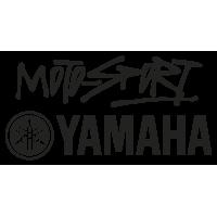 Sticker YAMAHA_MOTOSPORT